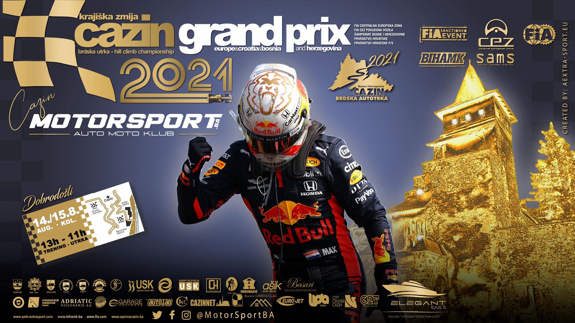 Cazin Grand Prix 2021